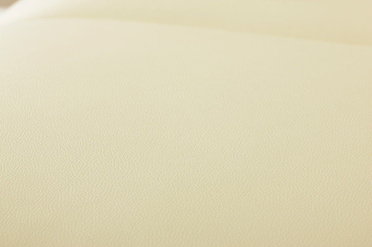 Veroni xl u lædersofa sort og hvid