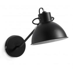 Offelis væglampe - Sort