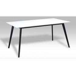 Mali spisebord m. sorte ben 160x90 cm