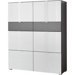 Mondo II spisestue hvid 140-180cm