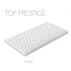 PRESTIGE LATEX TOPMADRAS 90x200 cm