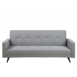 Leo sofabord 60 hvid m. lyse ben