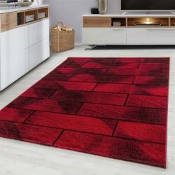 Beta 1110 tæppe - Rød