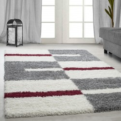 Gala 2505 tæppe - Rød
