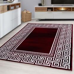 Parma 9340 tæppe - Rød