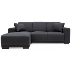Bornholm chais.sofa venstrevendt - Koksgrå Inari 95