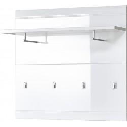Marcos garderobepanel 96cm - Hvid