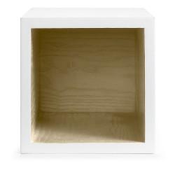 Nordkap opbevaringsmodul - Hvid 20 cm